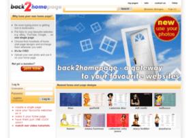back2homepage.com