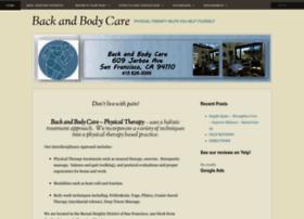 backandbodycare.com