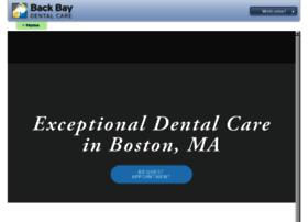backbaydentalcare.mydentalvisit.com