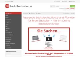 backblech-shop.de