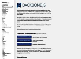 backbonejs.org