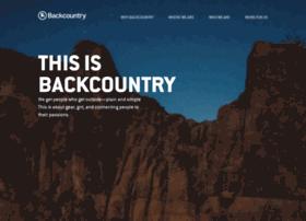 backcountrycorp.com