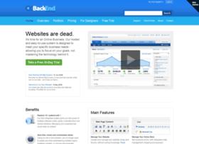 backendtechnology.com