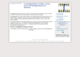 backgammon-online.fr