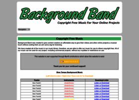backgroundband.com