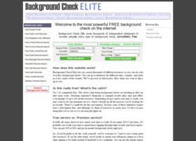 backgroundcheckelite.com