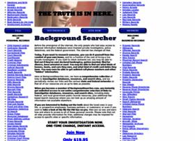 backgroundsearcher.com