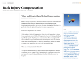 backinjurycompensation.org