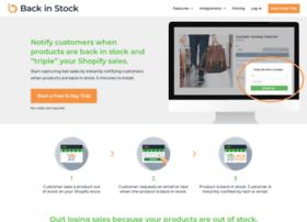 backinstock.info