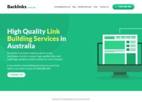 backlinks.com.au