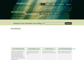backlinks.m11.in