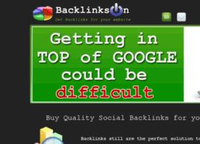 backlinkson.com