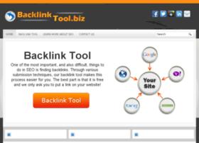 backlinktool.biz