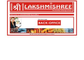 backoffice.lakshmishree.com