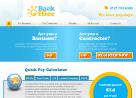 backoffice4u.co.uk