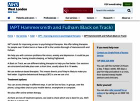 backontrack.nhs.uk