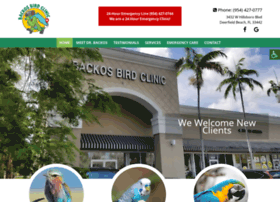 backosbirdclinic.net