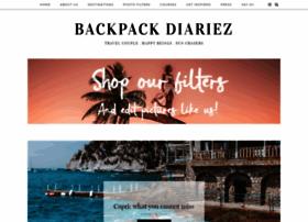 backpackdiariez.com