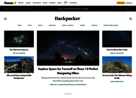 backpacker.com