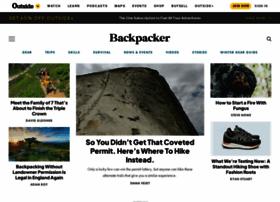 backpacker.com