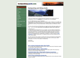 backpacking-guide.com