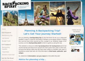 backpacking-spirit.com