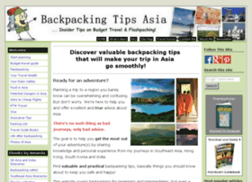 backpacking-tips-asia.com