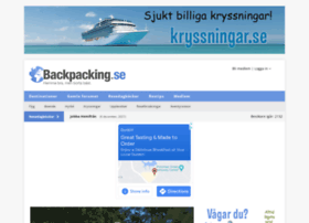 backpacking.se