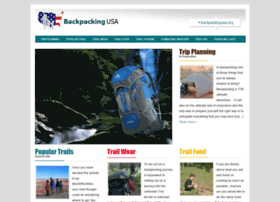 backpackingusa.org