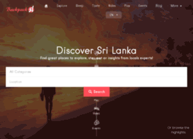 backpacktosrilanka.com