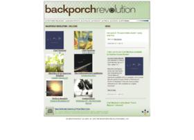 backporchrevolution.com