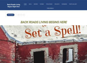 backroadsliving.com