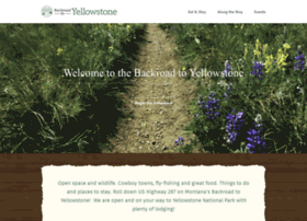 backroadtoyellowstone.com