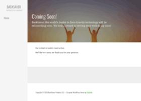 backsaver.com