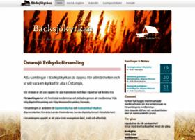 backsjokyrkan.se