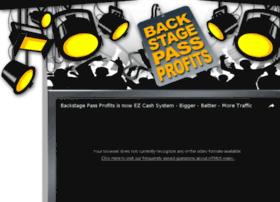 backstagepassprofits.com