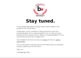 backstageuniversity.com