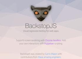 backstopjs.org