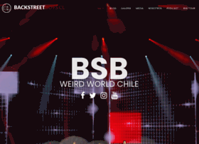 backstreetboys.cl