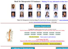 backtochiropractic.net