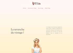 backtothevintage.fr
