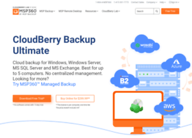 backup.cloudberrylab.com