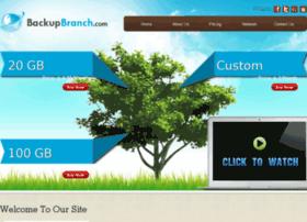 backupbranch.com