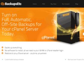 backupsetc.com