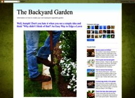 backyard-garden-101.blogspot.com