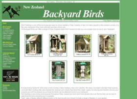 backyardbirds.co.nz