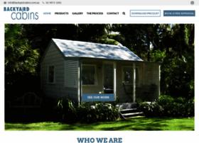 backyardcabins.com.au