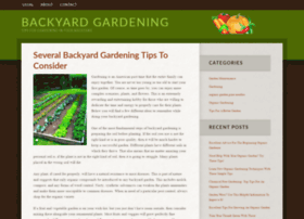 backyardgardening.org