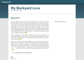 backyardlove.bloggproffs.se