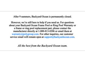 backyardocean.com